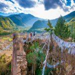 bhu-1473-stephen-and-dhamey-at-drukgyel-dzong-pan-7