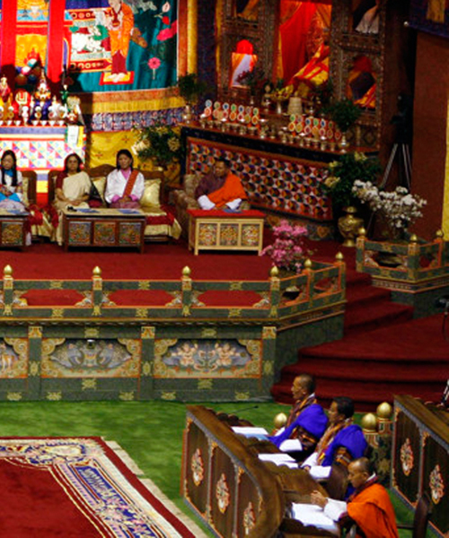 Political System of Bhutan | The Noble Traveller